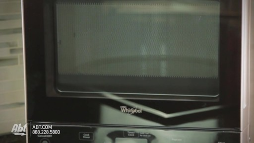 Overview of the Whirlpool Countertop Microwave WMC20005 - image 2 from ...
