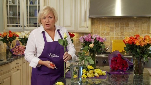 Passion for Yellow Roses - 95689 - 1-800-FLOWERS.COM - image 6 from the video
