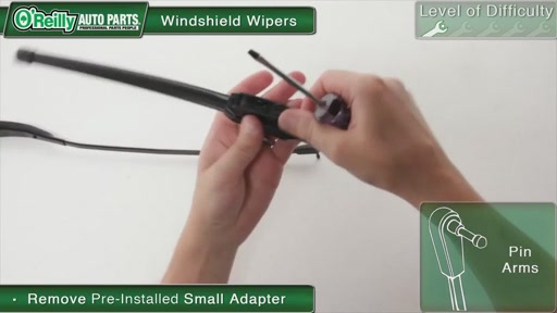 O'Reilly Auto Parts Wiper Blade Replacement - image 10 from the video