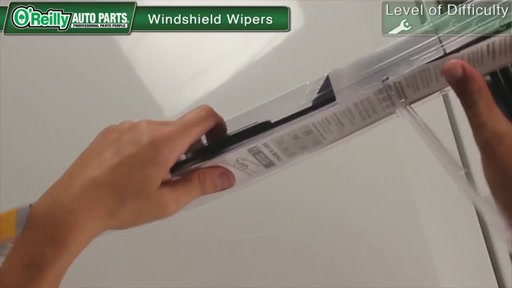 O'Reilly Auto Parts Wiper Blade Replacement - image 5 from the video