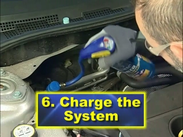 Interdynamics Demonstrates How to Re-Charge A/C Systems - image 8 from the video