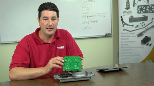Dorman Fuel Injection Control Module - image 4 from the video