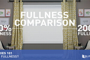 Draperies 101 What Is Drapery Fullness Blinds Com