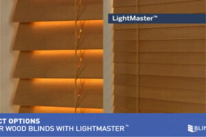 Levolor Blinds With Lightmaster 187 Levoloroptrouteless