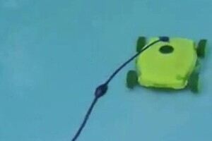 Robo Kleen Above Ground Robotic Pool Cleaner 187 Smartpool